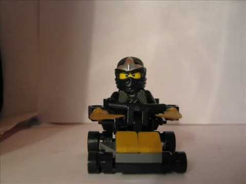 lego ninjago coles car youtube. Black Bedroom Furniture Sets. Home Design Ideas