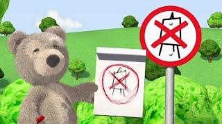 Little Charley Bear   Art In The Park   Full Episode   Cartoon   Kids Videos