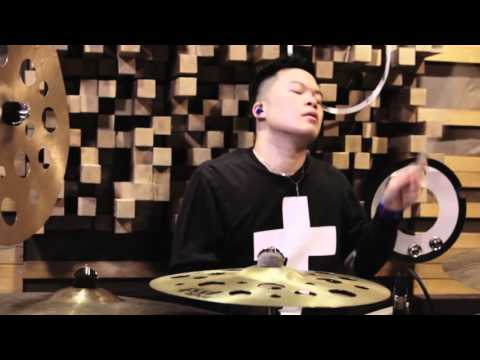 Echa Soemantri - Planetshakers Medley (Drum Reinterpretation)