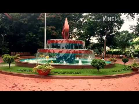 JINDAL NATURE CURE INSTITUTE - SLOW MOTION - MUSICAL FOUNTAIN