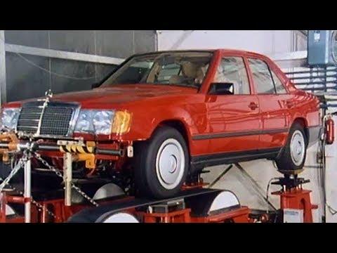 Mercedes-Benz W124 Development - Design, Testing, Pre-production, Part 2