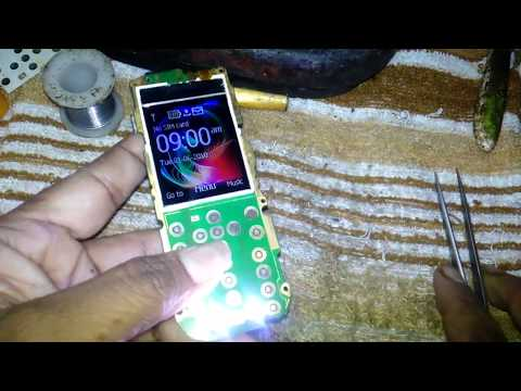 Nokia 2690 Display Light Problem Solution