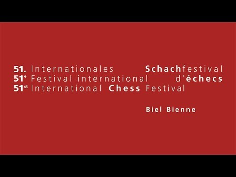 ACCENTUS Grandmaster Tournament Biel 2018 - Round 8