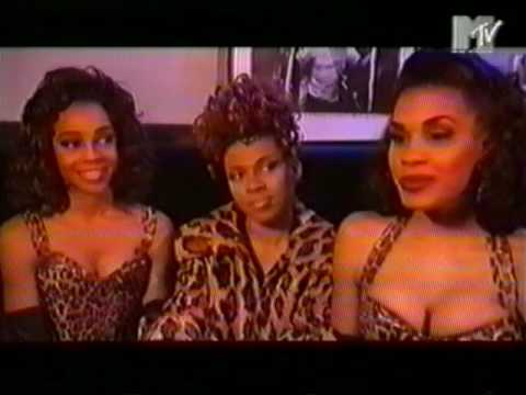En Vogue | 1992 | MTV Interview