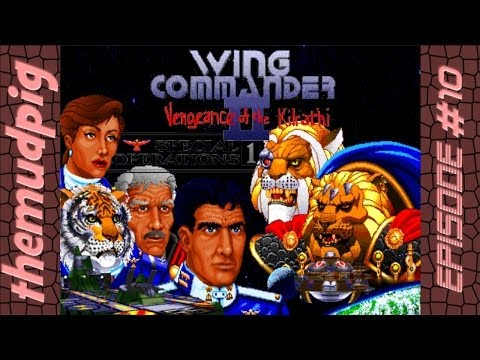 Wing Commander 2: Special Operations 1 EP# 10  