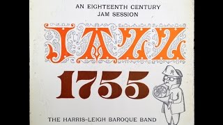 Harris-Leigh Baroque Band And Brass Choir 1955 Chamber Jazz FULL ALBUM