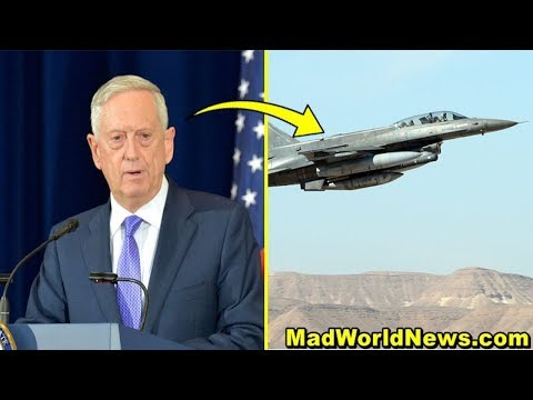 Israel Gets Heat For Attacking Syria, Then 'Mad Dog' James Mattis Drops A Truth Bomb
