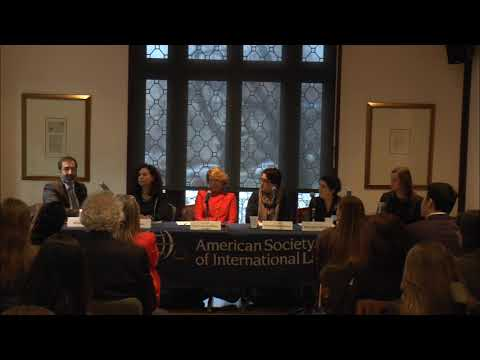 Women in Arbitration Panel [1-10-2018]