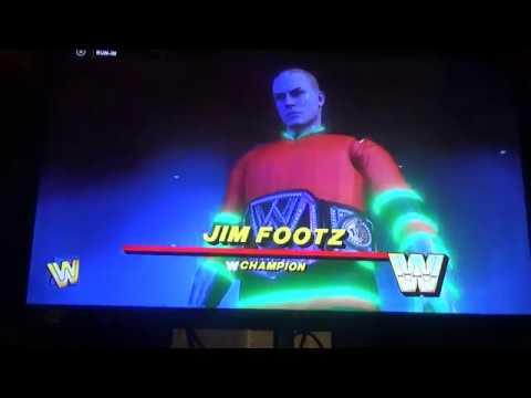 Jim Footz vs Kane in WWE
