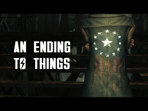 Lonesome Road Part 7: An Ending to Things - Confronting Ulysses - Fallout New Vegas Lore