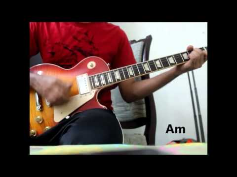 Challa - Song - Jab Tak Hai Jaan - Guitar Cover with chords