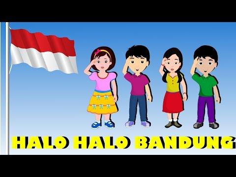Halo halo Bandung +10 more | Kumpulan | Lagu Anak TV | Medley 20 minutes