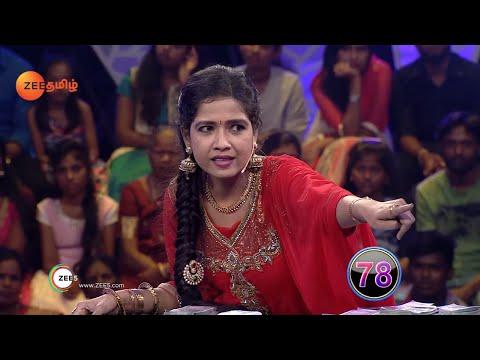 Genes Season 3   Best Scene   Episode - 4   8 July 2018   Tamil Reality Game Show