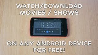 How to WATCH / DOWNLOAD FREE Movies on Android! - PopCorn Time