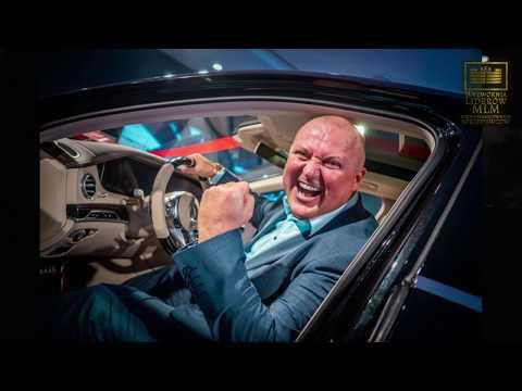 PROUVE MLM Network Marketing, Dariusz Respondek, Krzysztof Knura Wywiad cz. 5 w Porsche Panamera
