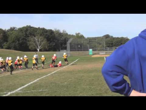 Top 10 Hits & Tackles  Eagan Football 6th grade champs EAA