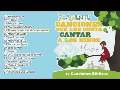 Música Cristiana Para Niños - Volumen 1