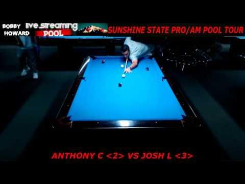 Anthony Crosby vs Josh Lewis