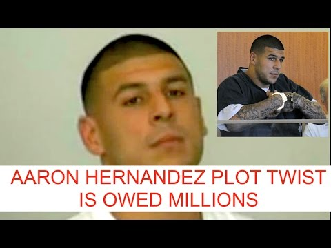 Patriots now might owe Aaron Hernandez millions and He may Have Charges Dropped | JTNEWS