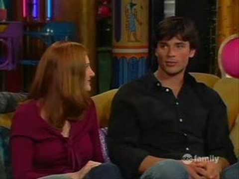 Smallville Backstage Special Pt. 2 of 6