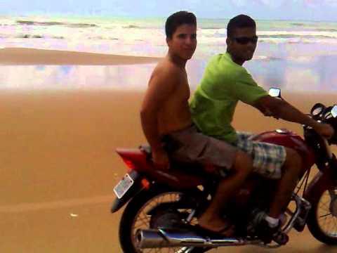 Trocando o asfalto por areia 2
