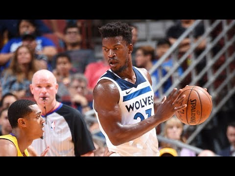 Jimmy Butler, Paul Millsap, & Nick Young SHINE In Their Debuts With Their New Teams