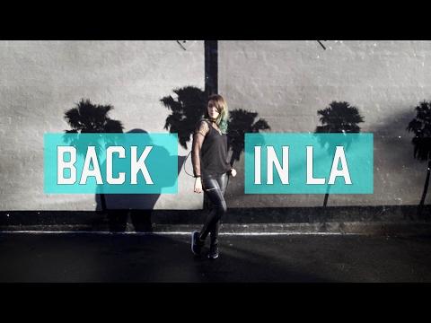 Back In Venice Beach California | US Road Trip Travel VLOG