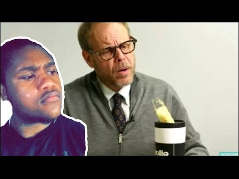 Alton Brown reviews Amazon's dumbest kitchen gadgets Reaction