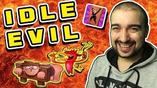 Idle Evil Clicker: This Is For Kids!? - Gameplay Android