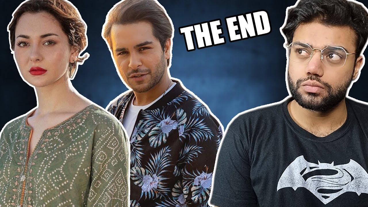 Hania Aamir VS Asim Azhar   THE END !!!