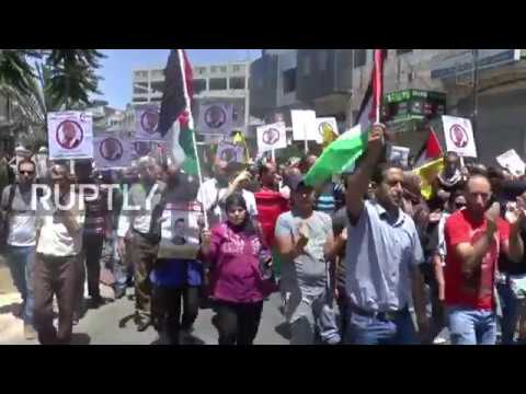 State of Palestine: IDF shoot 9 Palestinian protesters during clashes at Qalandia checkpoint