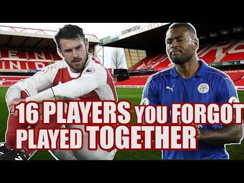 16 Players You Forgot Played Together