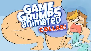 GAME GRUMPS without CONTEXT - Animated Collab (Part 2)
