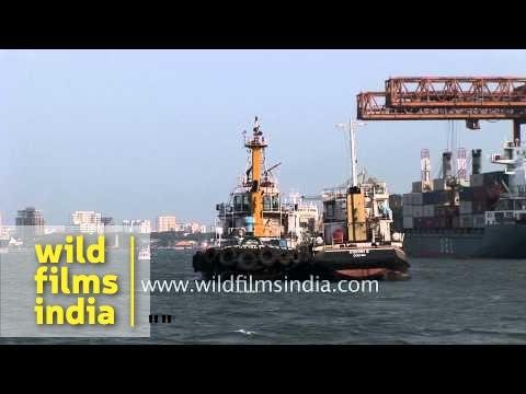 Cochin shipyard, Kochi