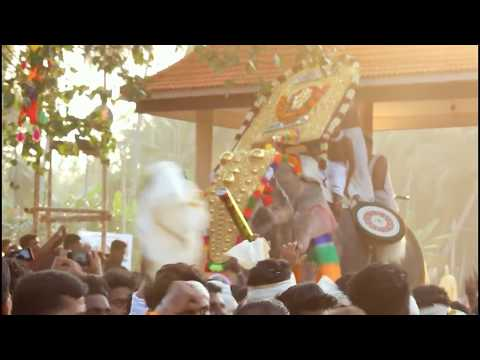 Thechikottukavu ramachandran Royal Entry 2018
