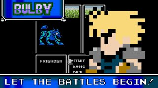 Let the Battles Begin! 8 Bit Remix - Final Fantasy VII