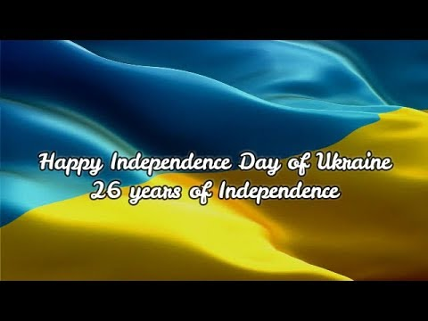 Happy Independence Day of Ukraine 2017 | З Днем Незалежності України 2017 | FilmCenter STUDIO
