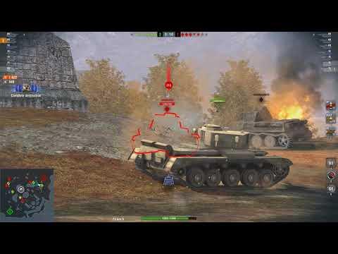 Smasher 6612DMG 7Kills | World Of Tanks Blitz | P_O_L_I_SH__U_N1_C_U_M
