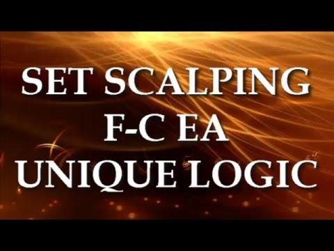 SCALPING unique ALGORITHMS forex center EA