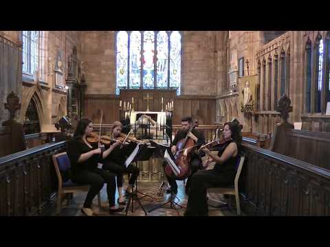 Marry You (Bruno Mars) Wedding String Quartet