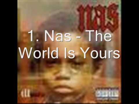 My Top 10 Nas Songs