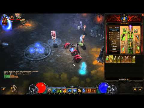 Diablo III WD Kadala 52 & 53 The Furnace - YouTube