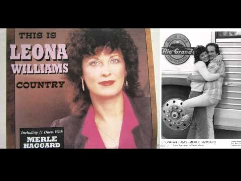 """Leona Williams - """"Let´s Pretend We´re Not Married Tonight"""" (Duet with Merle Haggard)"""