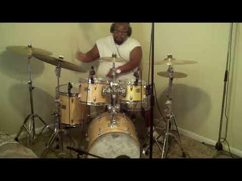 Earl Bynum and the Mount Unity Choir - Psalm 117 (Drum Cover)