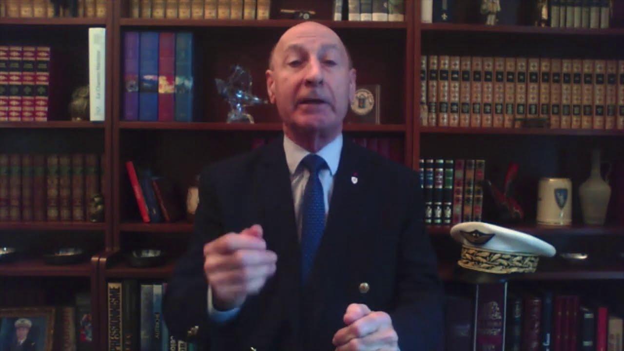 Intervention du général MARTINEZ - 25 Novembre 2020
