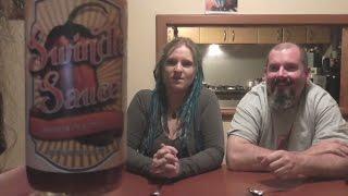 Smokin Peaches - Swindle Sauce - Slosh's Sauces #79