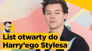 Harry Styles, błagam, obejrzyj to! (subtitles after English)
