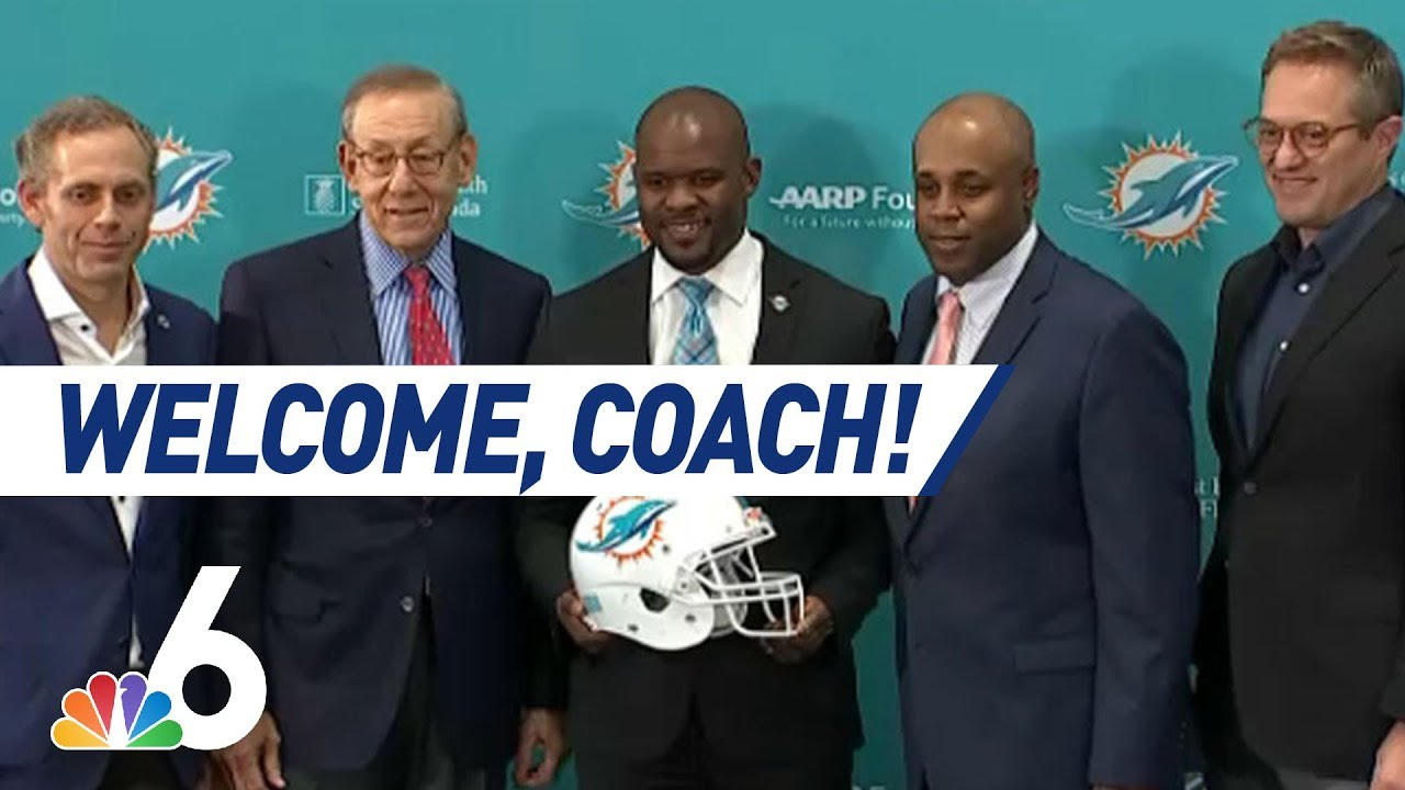 Dolphins make Patriots assistant Brian Flores their next head coach