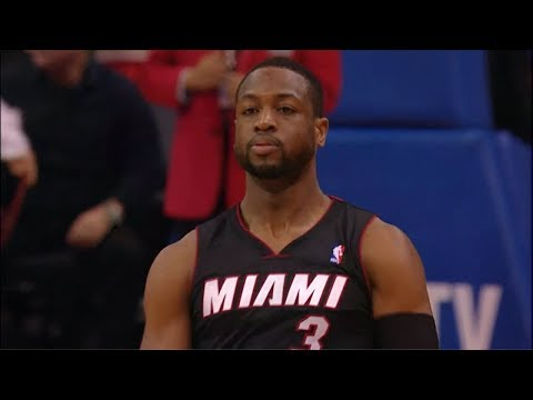 2014.02.05 - Dwyane Wade Full Highlights at Clippers - 14 Pts, 8 Assists
