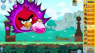 Angry Birds Friends tournament, week 341/C, level 8
